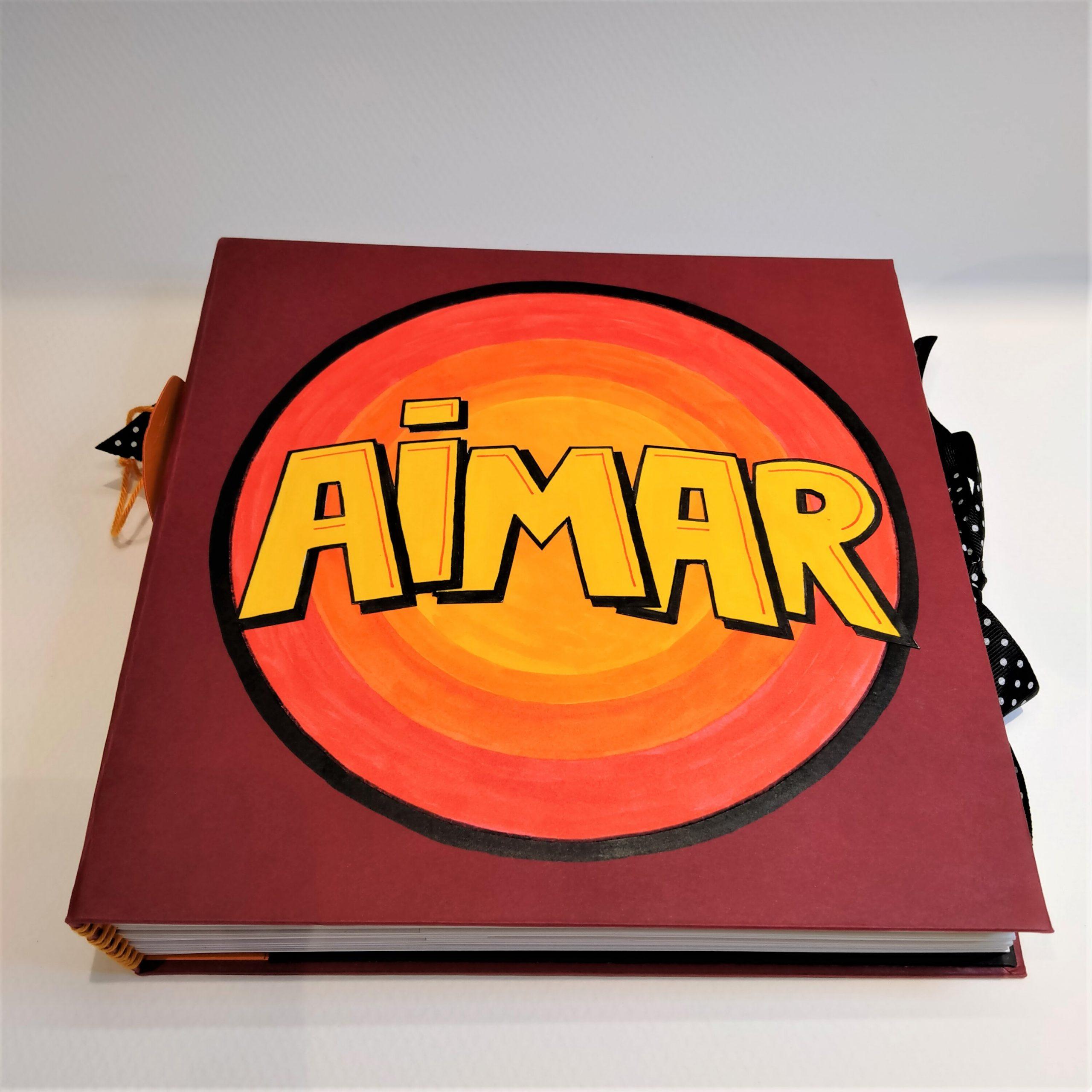 Àlbum per fotos Aimar