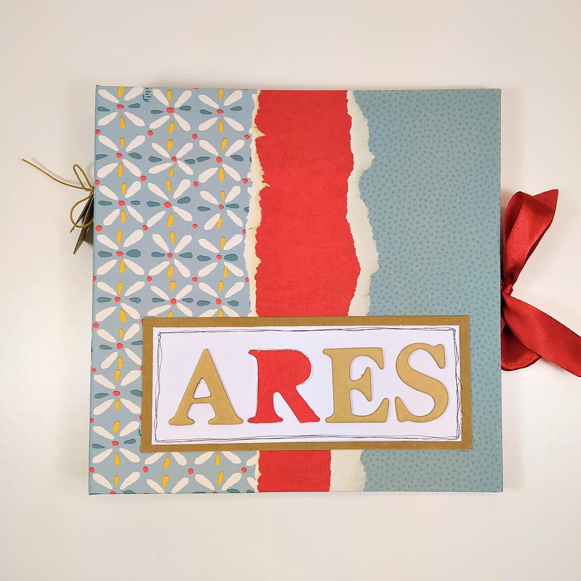 Àlbum record Primera Comunió Ares