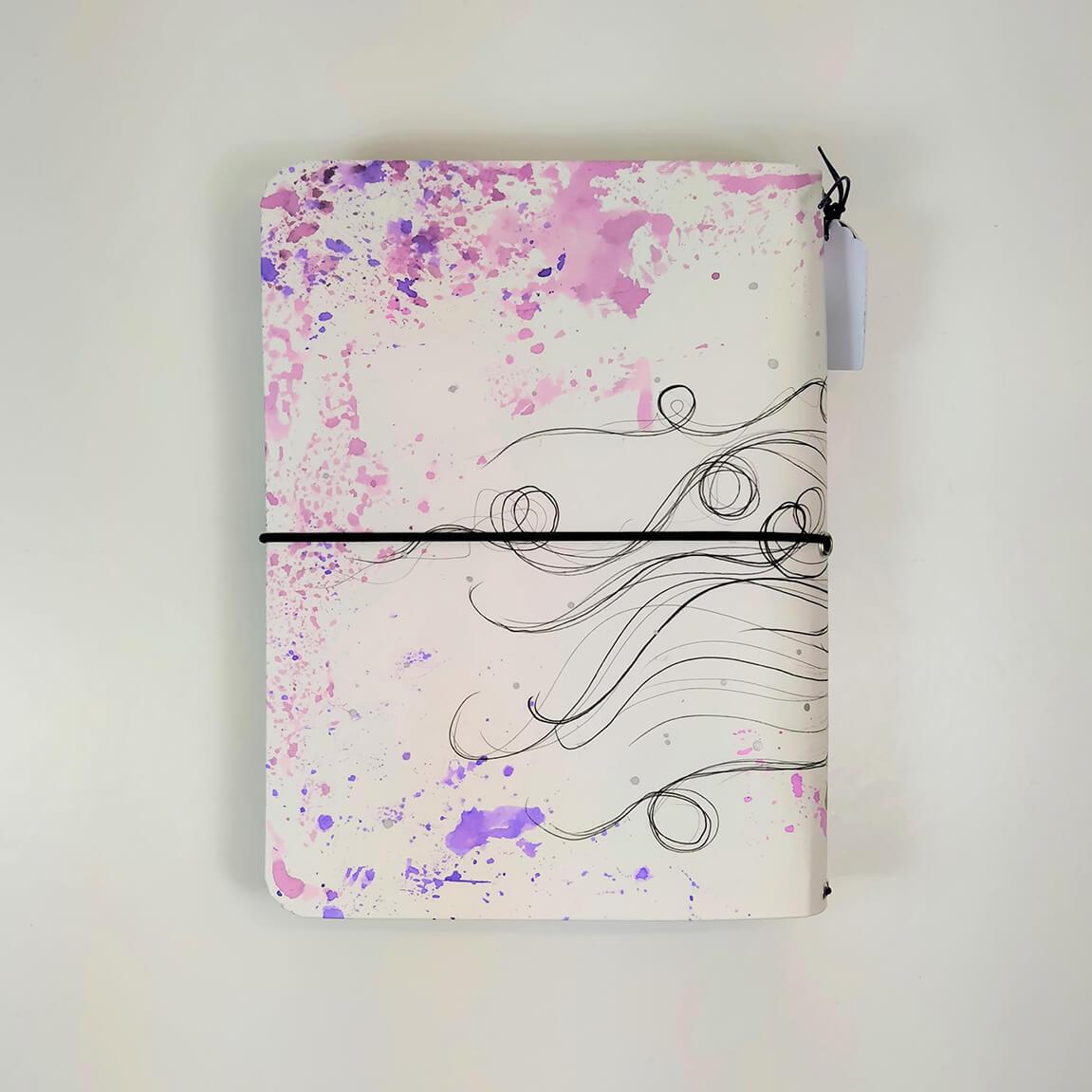 Quadern de viatge Paula