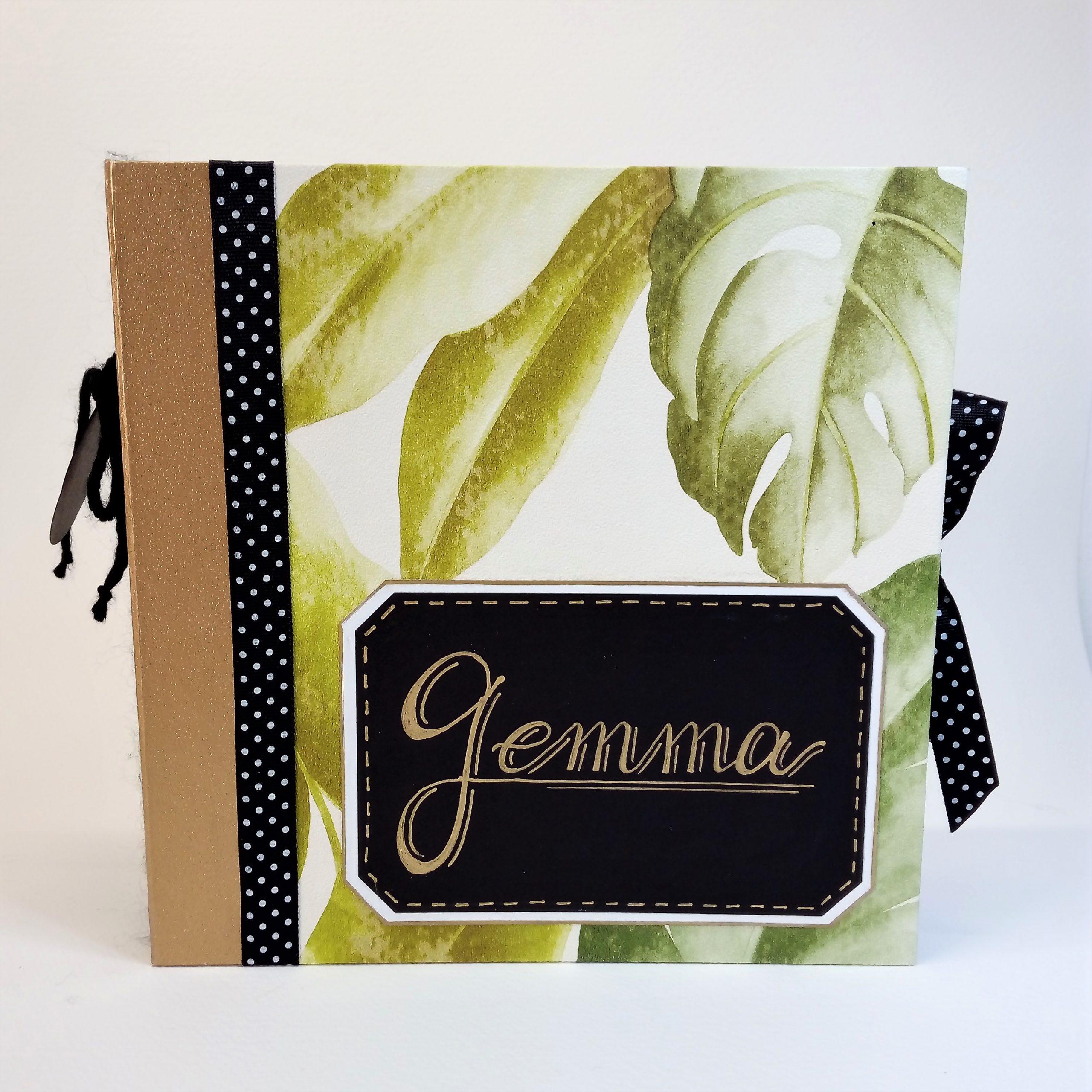 Àlbum per fotos Gemma