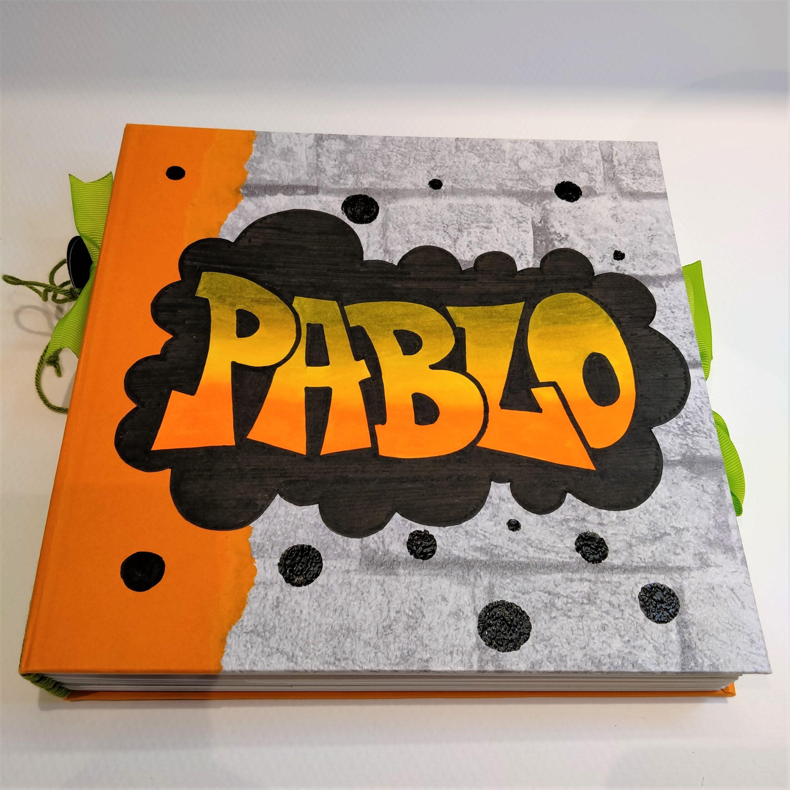 Àlbum per fotos Pablo