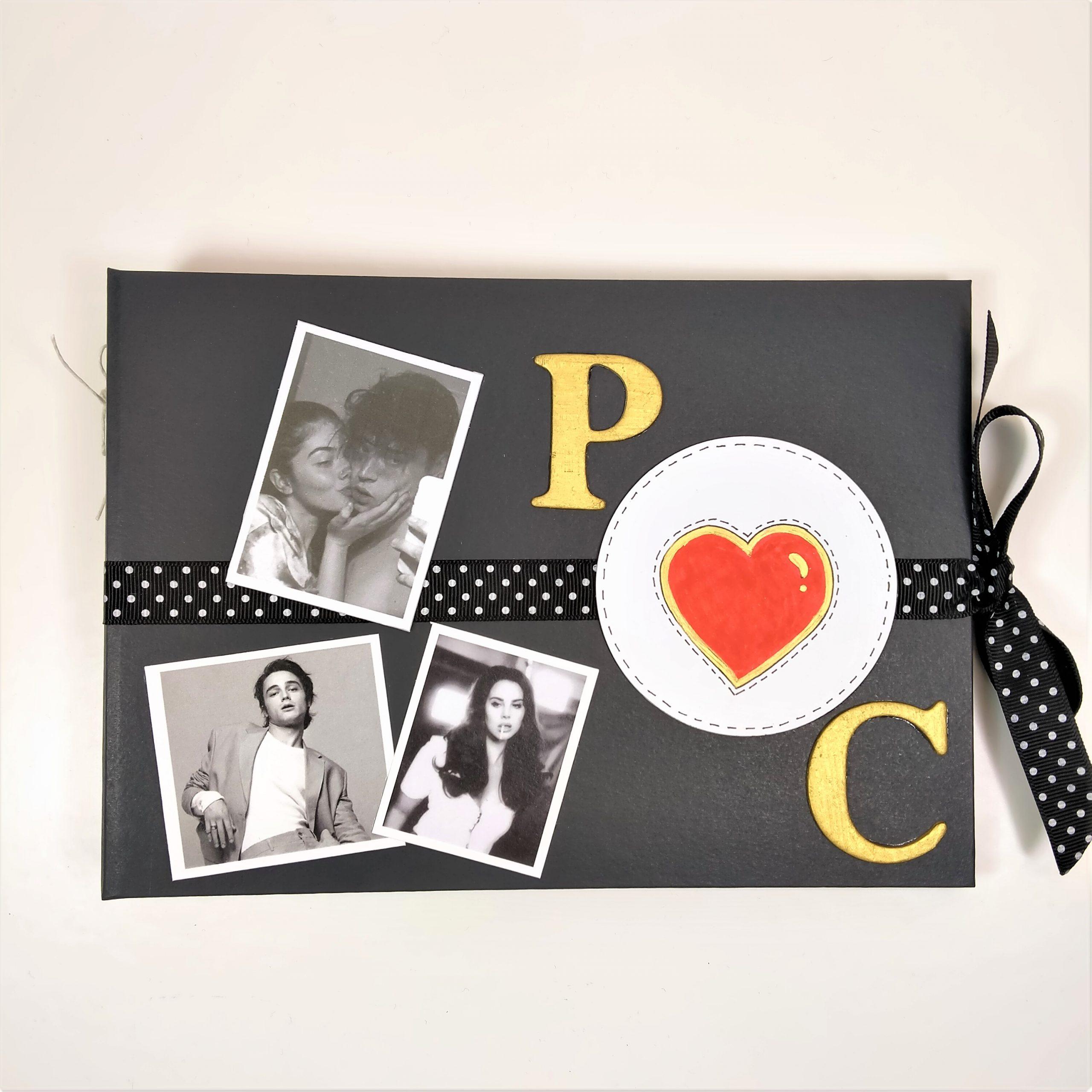 Àlbum per fotos P&C